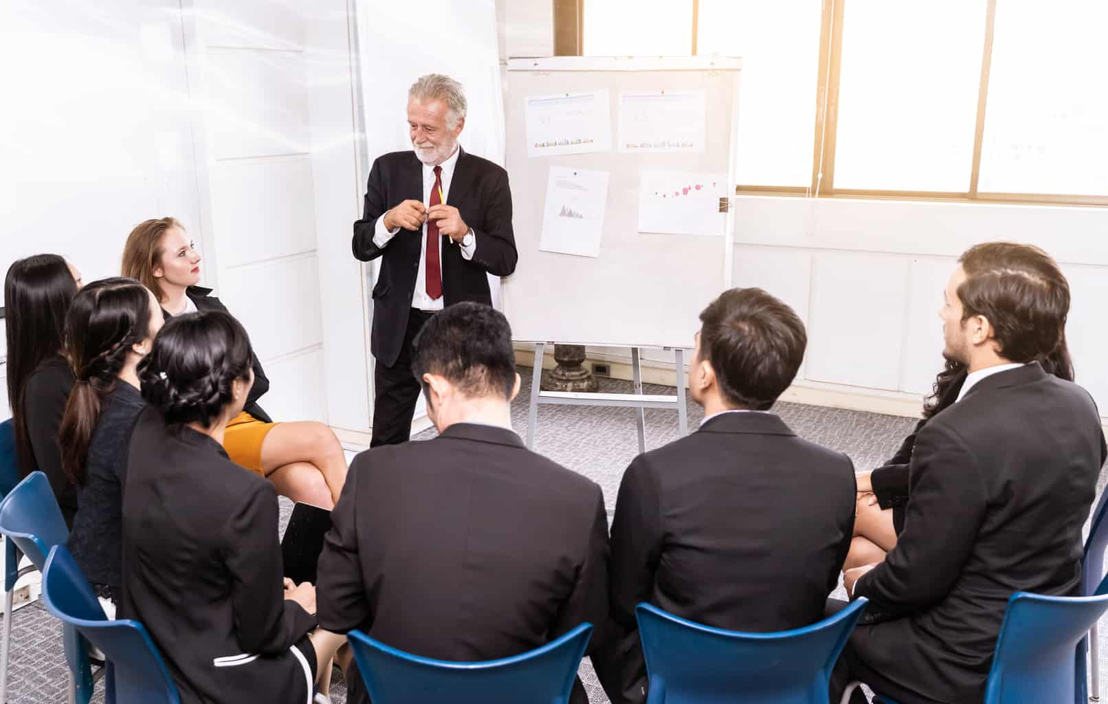 1. ¿Qué es el coaching?